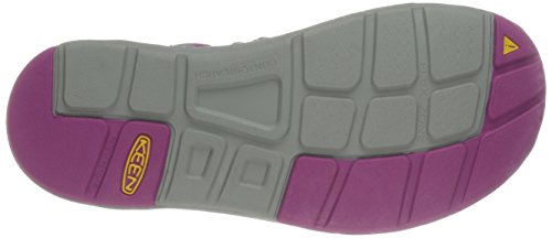 KEEN Damen Uneek 8MM Sandale Neutral Grey / Dahlia Mauve