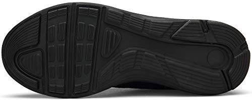 Nero Uomo Sportive Fitness DENGBOSN Ginnastica Scarpe Sneakers Running Donna da Basse tItPxv8