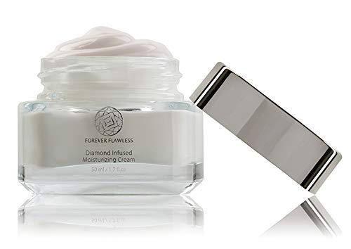 Forever Flawless Moisturizing Cream with Diamond Powder.