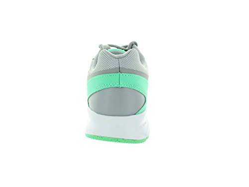 Nike Wmns Air Relentless 5, Scarpe Sportive, Donna Wolf Grey/Black/Green Glow/Vlt