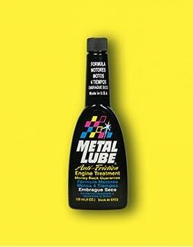 Metal Lube 120 4TES / Fórmula MOTOS 4 TIEMPOS EMBRAGUE SECO: Amazon.es: Coche y moto