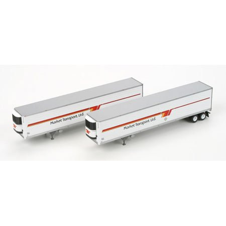 utility reefer trailers - 1
