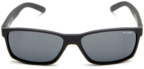 Arnette Rubber Black AN4185 SLICKSTER Sonnenbrille rIKq8cBrw