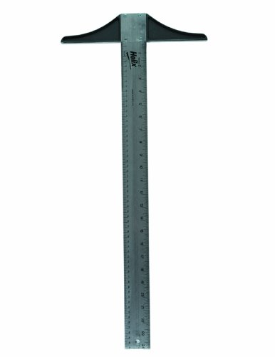 Helix Professional Aluminum T-Square 24 Inch/60cm (22402) by Maped Helix USA