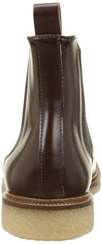 Marron Femme Chelsea Bottines Honey Darwin Schmoove qBRvYY