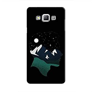 Cover It Up - Lost in Head Galaxy A5 Hard Case