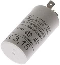 Scholtes – Condensador 3,15 MF – c00242732: Amazon.es: Grandes electrodomésticos