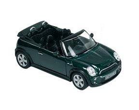 Mini Cooper S Cabrio Grün Modellauto Welly Amazonde Spielzeug