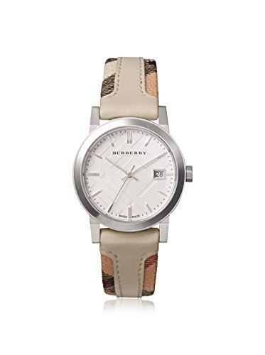 Burberry-BU9132-Womens-Swiss-The-City-Haymarket-Check-and-White-Leather-Strap-Watch