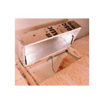 Yankee Insulation 3570.011 Therma-Dome Attic Stair Cover  sc 1 st  Amazon.com & Yankee Insulation 3570.011 Therma-Dome Attic Stair Cover - Tool ...