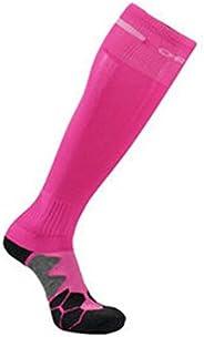 Sport Outdoor Non-Skid Soccer Socks Children Protection Pink Socks
