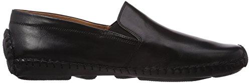 Pikolinos JEREZ 09Z_V15 - Zapatillas de casa de cuero hombre negro - negro