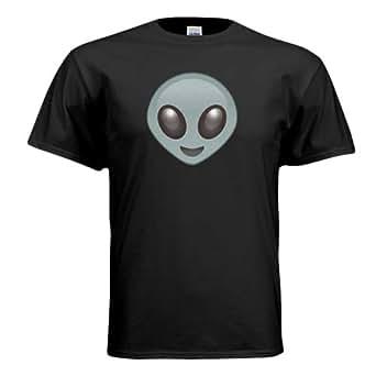 teedesign Black Round Neck T-Shirt For Men