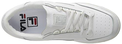 Fila Mens Sneaker Tennis Classico Classico Bianco / Bianco / Bianco