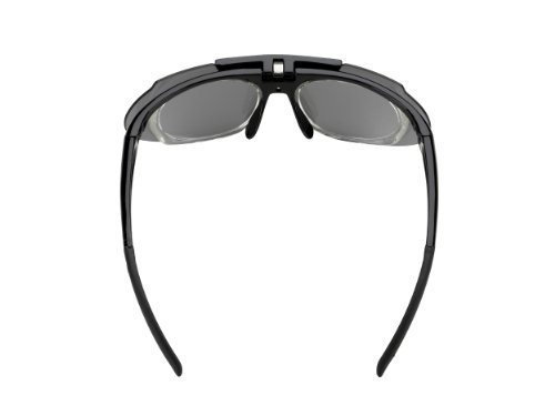 Swiss Eye Vision Lunettes de sport Unisexe Noir
