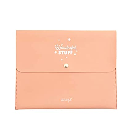 Mr. Wonderful Funda para Agenda Wonderful Stuff, 28 x 22,5 x 1 cm