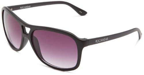 Rocawear Women's R785 MBK Plastic Square Aviator Sunglass...