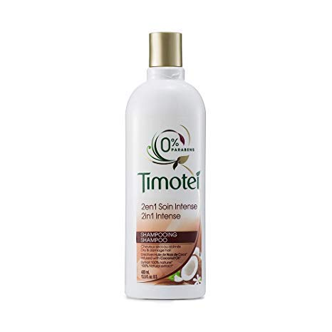 Timotei 2 in 1 Intense Shampoo and Conditioner 400ML (Timotei 2 in 1 Intense Shampoo and Conditioner, 2X400ML)