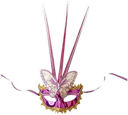 YANGLIYU Máscara Veneciana Disfraz, para Disfraces de Halloween ...