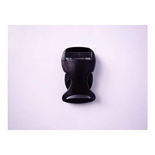 100個セット NIFCO ニフコ YSR25 プラスチック バックル 黒 25mm巾用 ベルトの長さ調節などに 100個セット  B07K2T28D5