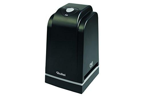 Rollei DF-S 500 SE, Diafilmscanner Singlepass mit Reinigungsbürste