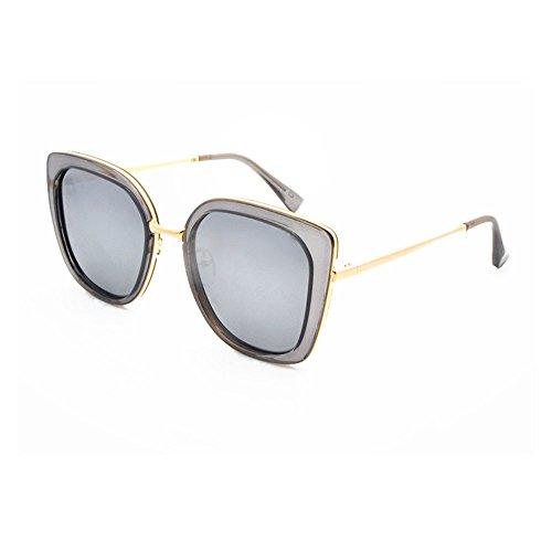 y es para para polarizadas sol antivibratorias Gafas muje luz para montura libre completa adecuada Gafas polarizadas con sol de sol al de antideslumbrante gafas conducir gafas de de conducir La Gold aire UWfRvx