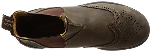 Blundstone Brown Mens' Rustic Boot Leather Brown 1471 Brogue Rustic rwraxdq