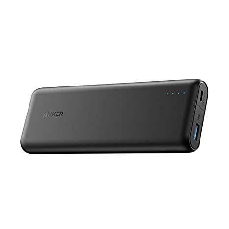 Anker Power Core Speed 20100M Ah Powerbank With Power Delivery, 20000Pd External Battery With Great Capacity I Phone 8/X, Usb Type C Macbooks And Others by Amazon