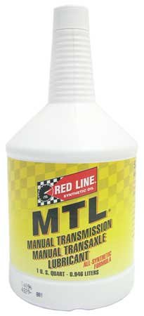 REDLINE MTL SYNTHETIC MANUAL TRANSMISSION FLUID (1 (Redline Mtl Oil)