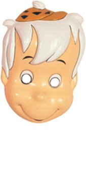 Rubie's Costume Co Bamm-Bamm Pac Mask
