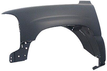 OE Replacement GMC Front Driver Side Fender Assembly (Partslink Number GM1240281) ()