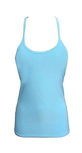 Sleeveless XL caldi Vest 48 S Wear Neon Pantaloni Turquoise Dance Vest Microfiber Vest 40 Islander Womens IT Fancy Fashions Hot Pants Gym Signore xFOUqRtqw