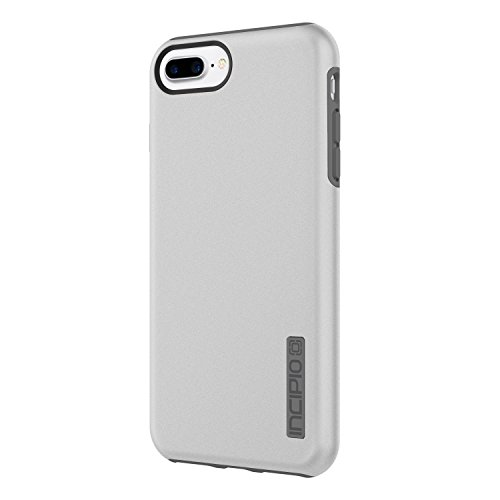 Incipio Etui rigide pour iPhone 7 Plus/iPhone 6s Plus/iPhone 6 Plus Argent irisé/Charbon
