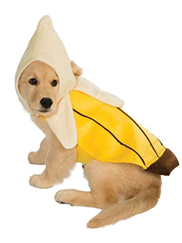 Rubie's Banana Pet Costume, Medium