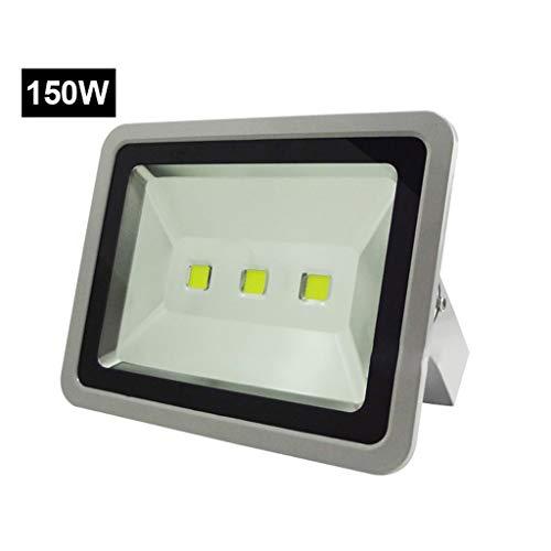 (LED Flood Light Outdoor Work Light Waterproof Lightning Protection IP65 Stadium Engineering Lights Advertising Lights (Color : 150W, Size : Warm white light))