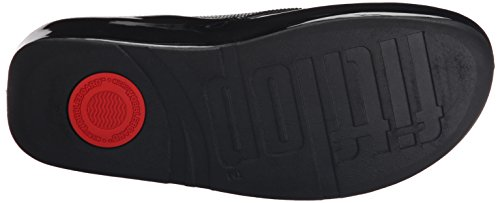 Flop FitFlop Women's Black Crystall Flip 761qtxzw6