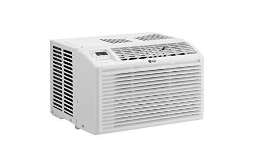 LG LW6017R 6,000 BTU 115V Window Air Conditioner, 6000, White (Not an Energy Star)