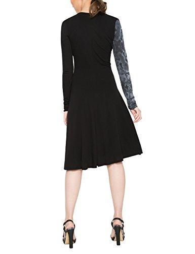 Para Mujer Vestido navy carina 5000 Azul Vest Desigual Iqgtt