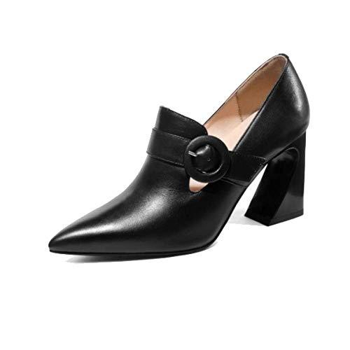 Chaussures Europe Mode Élégant Zpedy Et Talons Tempérament Pointu Pour Hauts Amérique Femmes Black wBpCqOU