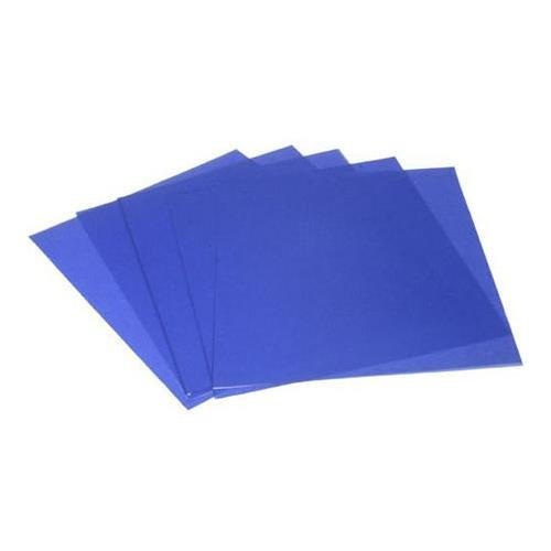 Lowel Day Blue Lighting Gel Set, Pack of 5 10x12'' Filters. by Lowel
