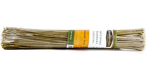 Pastamore Pasta, Artichoke Rosemary Linguini, 12 Ounce