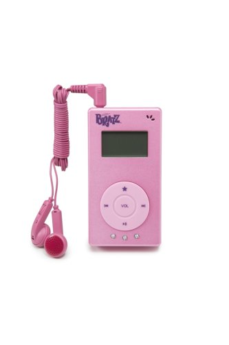 Bratz Plugged in 256 MB i-Bratz MP3 Player Pink by MGA (Image #1)