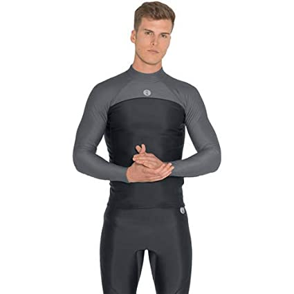 f27a4a5d423d Fourth Element Thermocline 2mm 1/4 Zip Neoprene-Free Long-Sleeve Wetsuit Top