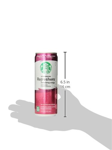 Starbucks Refreshers, 3 Flavor Variety Pack, 12 Ounce Slim Cans, 12 Pack by Starbucks (Image #6)