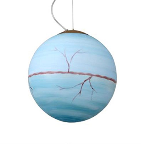Planet Earth Pendant Light