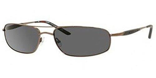 (Carrera Sunglasses - Carrera 509 / Frame: Ruthenium Lens: Gray Polarized)