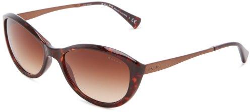Ralph Lauren 0RA5174 50213 Cat Eye Sunglasses,Tortoise,56 - Ralph Cat Sunglasses Lauren Eye