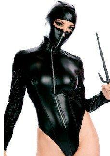 GQ Lang de ninja enmascarado uniformes de juego guerrero ...