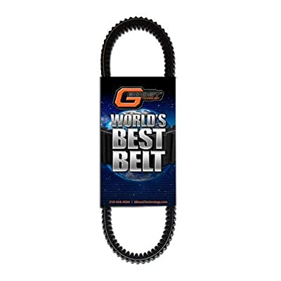 2016-2020 Polaris Rzr Turbo S RS1 Trinity Racing G Boost WORLDS BEST BELT Bad Ass Clutch Drive Belt: Automotive