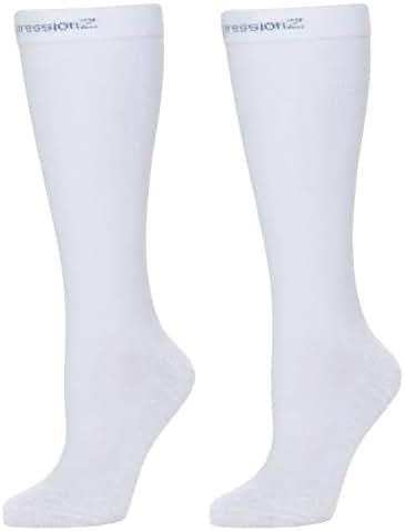 CompressionZ 30-40 mmHG Compression Socks for Men & Women